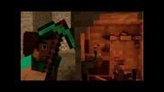 Как става чупенето на блок в Minecraft
