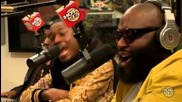 Meek Mill Killed This Sh!t Freestyle On Hot97 With Stalley Rick Ross Dj Funkmaster Flex
