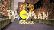 """Hud """"pacman 2"""" Cs 1.6 Frag Movie"""