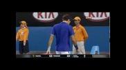 Australian Open 2009 Надал-федерер