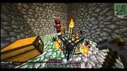 [thegazar4etata] Minecraft Survival Episode 2 - Във мината .