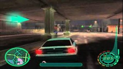 Midnight Club 2 - Gameplay w Naru