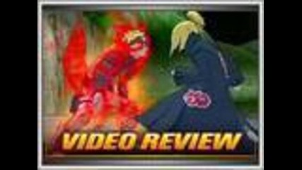 Naruto Shippuden: Clash of Ninja Revolution 3 Review