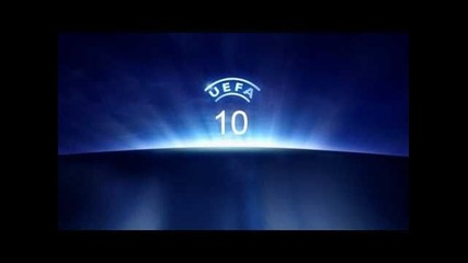 Top 10 Goals • Champions League