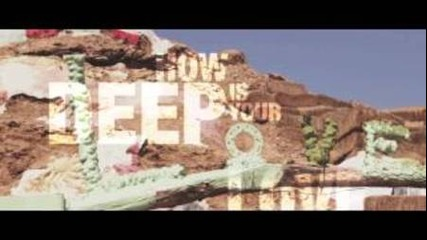 Sean Paul ft. Kelly Rowland - How Deep Is Your Love [lyric Video]
