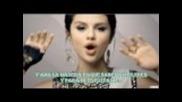 Selena Gomez- Naturally (sub-espa