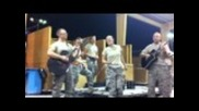 Rolling in the Deep-military cover
