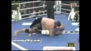 Royce Gracie vs japon