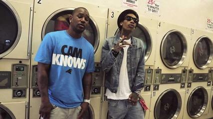 Wiz Khalifa - The Bluff ft. Cam'ron [official Video]