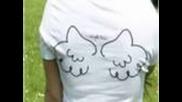 Как да сложим щампа на тениска