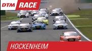 Race 1 - Full Re-live (english) - Dtm Hockenheim 2015