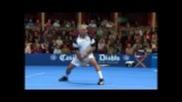 Лудият тенисит Mansour Bahrami