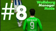 #8 Wolfsburg Career Mode! - Fifa 14 (patch 8.0)