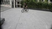 Think Bikes - Street Ride with Joel Bennett , Sam Nichols and Matt Purdon [hd]