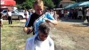 Отмъщението на бръснаря - 50лв. за прическа №1