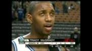 (2003) Mcgrady vs Vince Carter = lots of dunks! Part 2