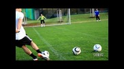 The Football Free Kick Battle 2011