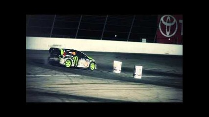 Dc Shoes- Ken Block's 2010 Highlight Clip: Win Or Fail?