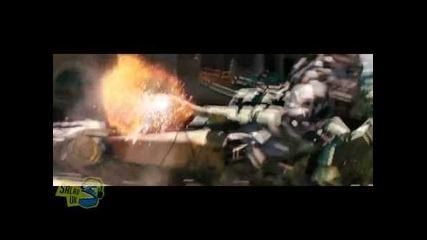 Transformers Drumstep