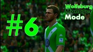 #6 Wolfsburg Career Mode! - Fifa 14 (patch 8.0)