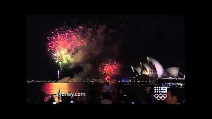 Нова година в Сидни 2012