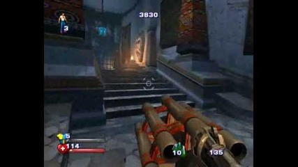 Serious Sam 2 Walkthrough Part 10