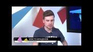 Нора Дончева и Христо Младенов гостуват в Поп Топ с Мартин Геновски