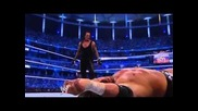 Undertaker vs Triple H - Wwe Wrestlemania 27 - Full Match (hq)