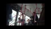 Джентълменски дуел в автобус 76, София