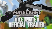 Official Minecraft Title Update 9 Xbox Trailer