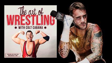 Art of Wrestling - Episode 226 : Cm Punk