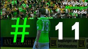 #11 Wolfsburg Career Mode! - Fifa 14 (patch 8.0)