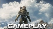 Halo 4 Slayer Multiplayer Gameplay E3 2012 [off Screen]