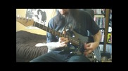 """Sepultura - Full """"chaos Ad"""" album on guitar ! track after track ! full Hd"""