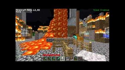 Minecraft Griefing Най-доброто от avo 2