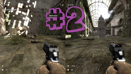 Serious Sam 3: Bfe - Split Screen Co-op - Part 2, Into the Spider's Nest