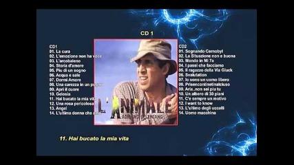 Adriano Celentano L'animale Cd1 + Cd2 Full album 2008
