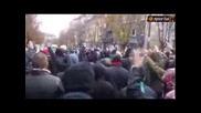 "Cska - ""levski"" - Ultras Cska Sofia ! Procession and choreography! *16.11.2013"""