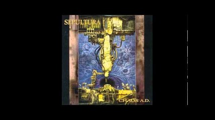 Sepultura-war For Territory