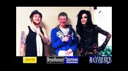Black Veil Brides Interview #5 Andy Biersack & Danny Worsnop Asking Alexandria (behind The Scenes)