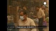Une tempete de sable envahit Bagdad - no comment