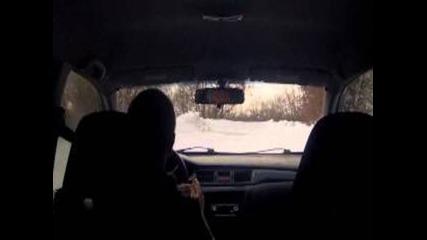 """М.сурилов Се """"лозево"""", онборд на сняг"""