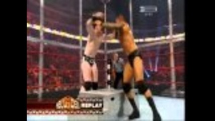 Wwe Hell In A Cell 2010 Highlights