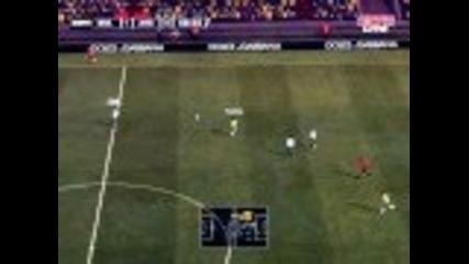 Pes 2012 Brazil vs Argentina