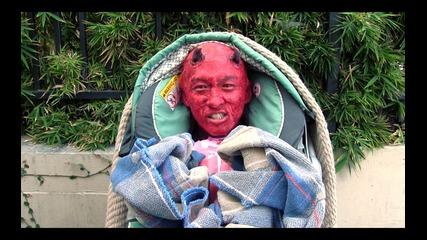 Devil Baby Scare Prank!