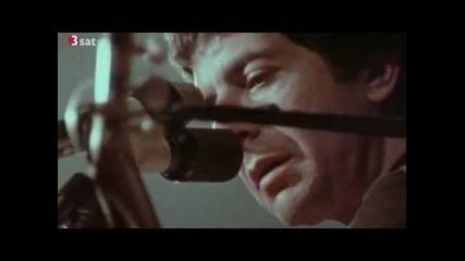 """"""" Leonard Cohen - Bird on a Wire """" / Dokumentation der Welttournee 1972"""