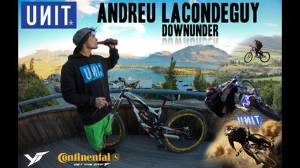 Andreu Lacondeguy - Downunder