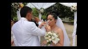 сватбенният ден на Йолин и Tатяна гр.русе с Роксана и Джамайка