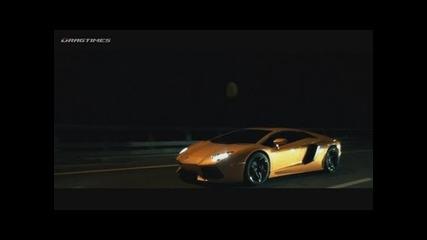 Lamborghini Lp 700-4 Aventador vs Nissan Gt-r Ecutek (700 Hp)