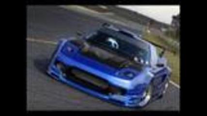 Extreme Japanese cars